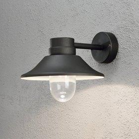 Konstsmide LED-seinävalaisin Vega 412-750 290x360x265 mm musta