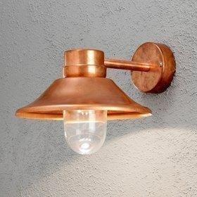 Konstsmide LED-seinävalaisin Vega 412-900 290x360x265 mm kupari