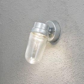 Konstsmide LED-seinävalaisin Vega 413-320 115x185x245 mm sinkitty teräs