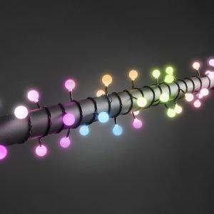 Konstsmide Led Valosarja Rgb 80-Osainen