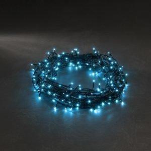 Konstsmide Led Valosarja Vaalean Sininen 40-Osainen