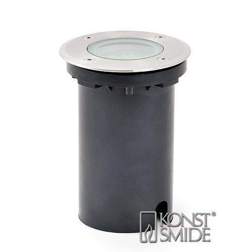 Konstsmide Maavalo High Power LED (pyöreä)