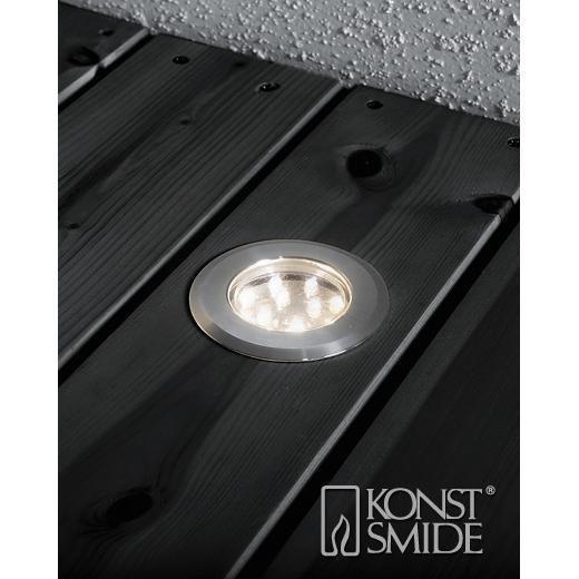 Konstsmide Maavalot LED (3 kpl)