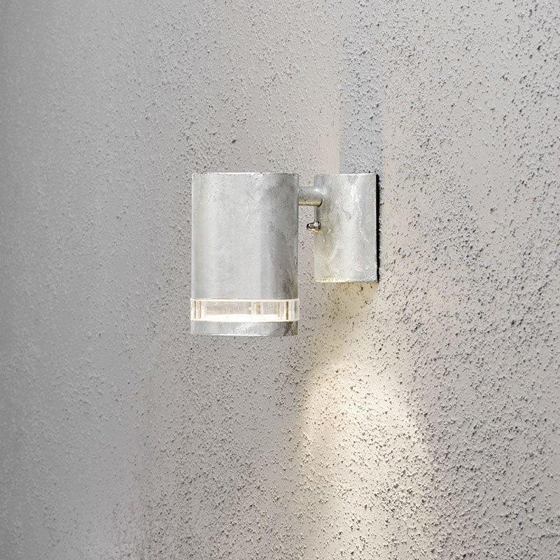 Konstsmide Modena 7511 Seinävalaisin Metallinen