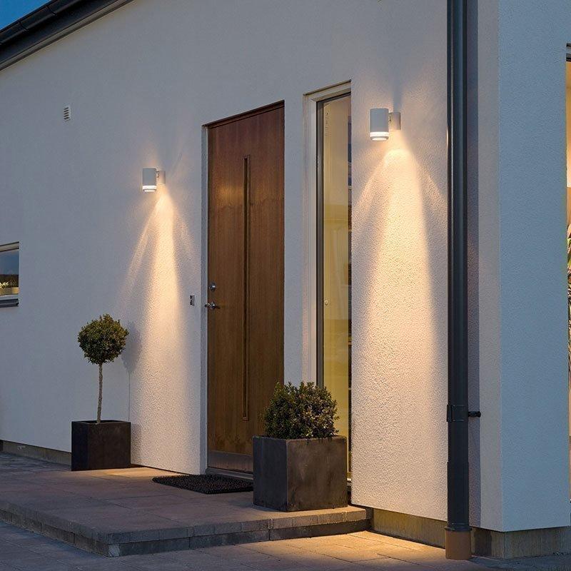 Konstsmide Modena 7511 Seinävalaisin Valkoinen