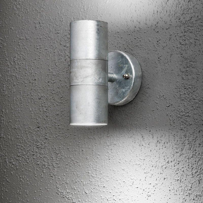 Konstsmide Modena 7571 Seinävalaisin Metallinen