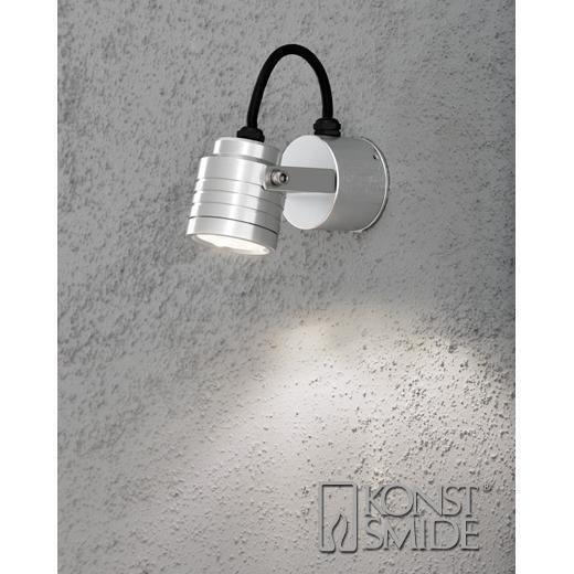 Konstsmide Monza seinävalaisin suunnattava (High Power LED)