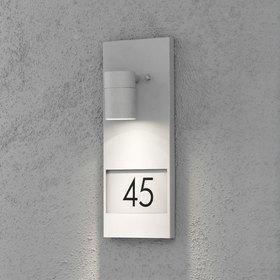 Konstsmide Numerovalaisin Modena 7655-300 160x110x410 mm harmaa