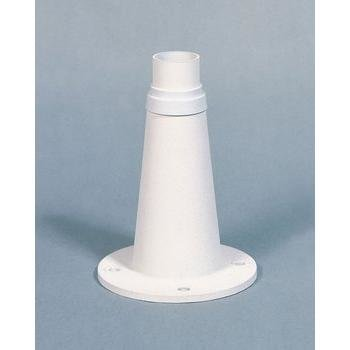 Konstsmide Pikkupylväs 574-250 Junior valkoinen korkeus 245 mm
