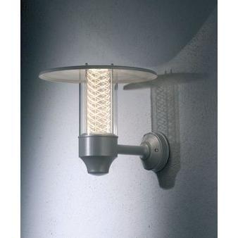 Konstsmide Ulkoseinävalaisin 406-310 Nova harmaa alumiini GU10