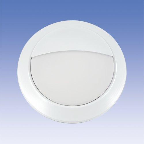 Koristekehys Alunette AL250KL-V luomella valkoinen