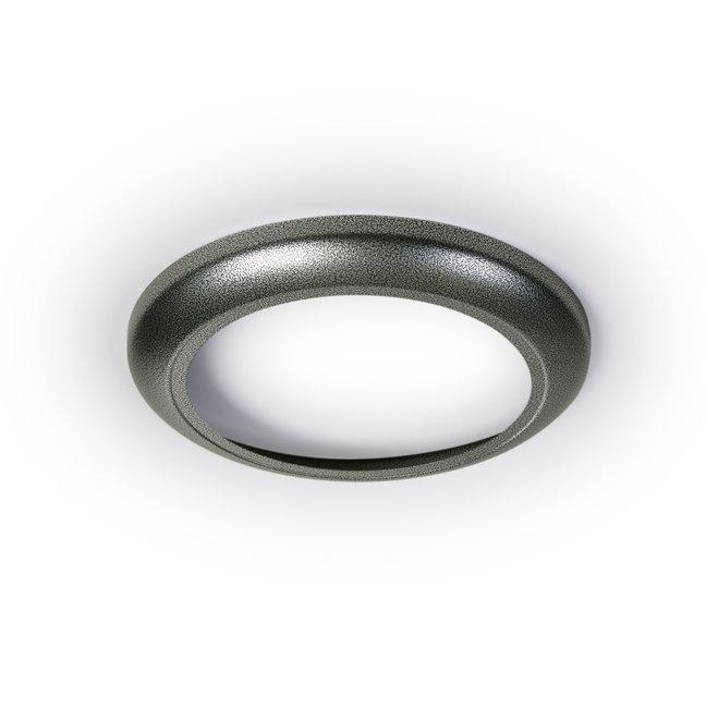Koristerengas AVL45.2 Ø400x43 mm antiikkihopea AVR320-valaisimille