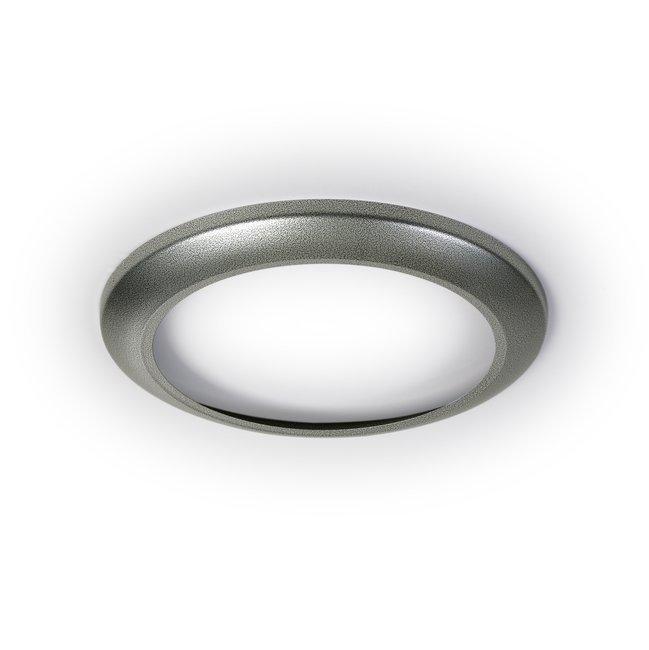 Koristerengas AVL50.2 Ø500x42 antiikkihopea AVR400-valaisimille