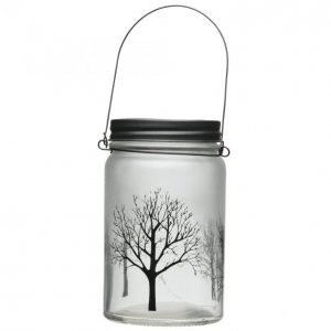 Kotikulta Koristepurkki Puu 1 Led
