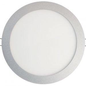 LED Alasvalo SLIM STYLE 15W IP20 1100lm himmennettävä hopea kehys 4000K