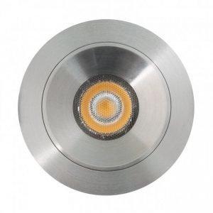 LED CLASSY alasvalo IP44 6W 700mA 320lm harjattu teräs
