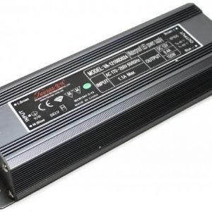 LED Muuntaja 200W 24V IP66