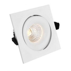 LED QSPOT kohdevalaisin 5W valkoinen 3000K himmennettävä