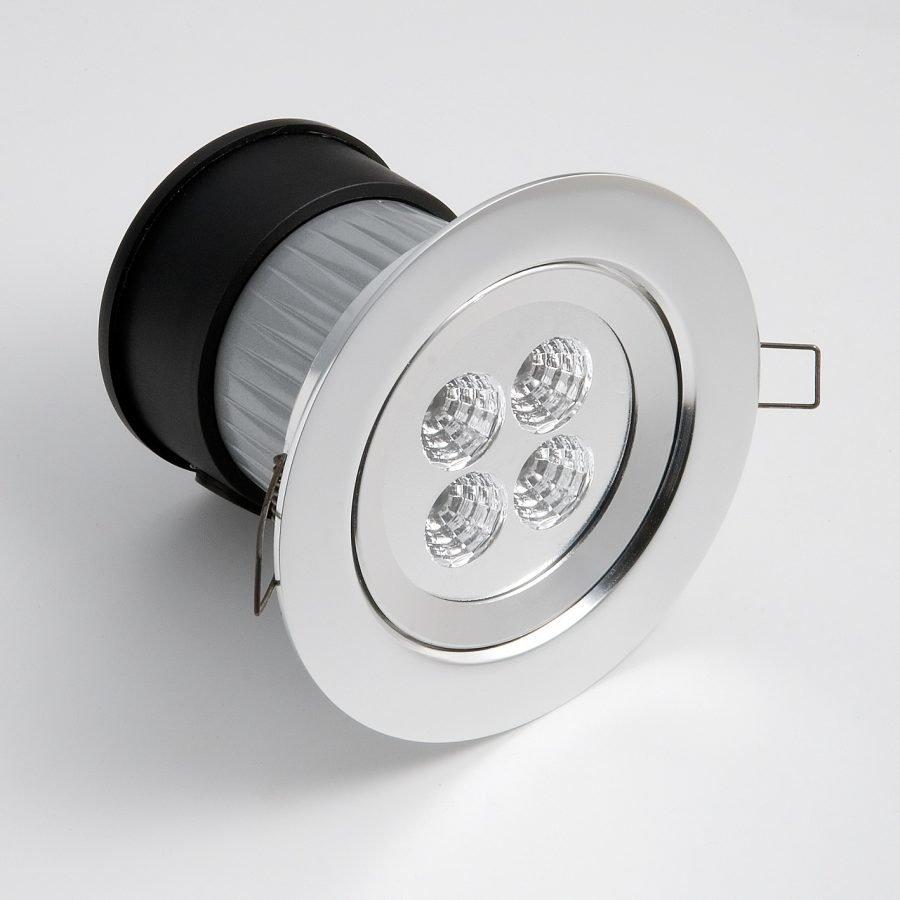 LED SPOT räystäs 4W IP44