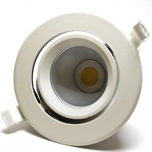 LED STYLE kohdevalaisin 10W suunnattava 550lm IP20 4200K