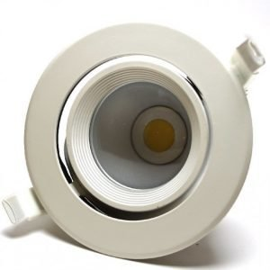 LED STYLE kohdevalaisin 20W suunnattava 1000lm IP20 4200K
