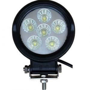 LED Työvalo 12/24V 18W pyöreä CREE HIGH POWER