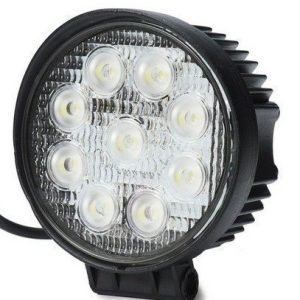 LED Työvalo 24W pyöreä 1440lm