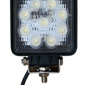LED Työvalo 27W neliö 1620lm
