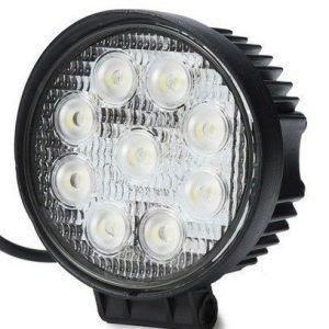 LED Työvalo 27W pyöreä 1620 lm