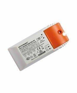 LED Vakiovirtalähde himmennettävä 700mA 35W (14-35W)