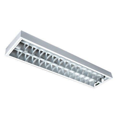LED Valaisin 2x120cm roiskevesitiivis