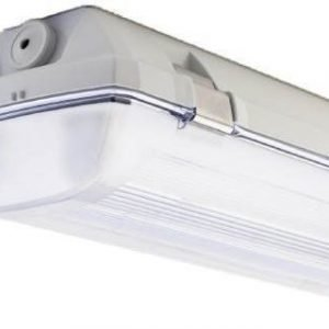 LED Valaisinrunko 125 1 x 1500 mm IP66