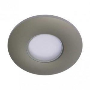 LED-alasvalo Amonet 230V 4W IP44 3000K 182 lm Ø 80x45 mm hopea