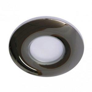 LED-alasvalo Amonet 230V 4W IP44 3000K 182 lm Ø 80x45 mm kromi