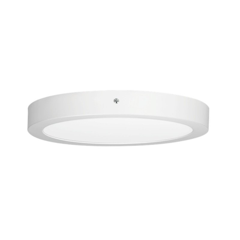 LED alasvalo BASE SURFACE 12W 3500K ei-himmennettävä