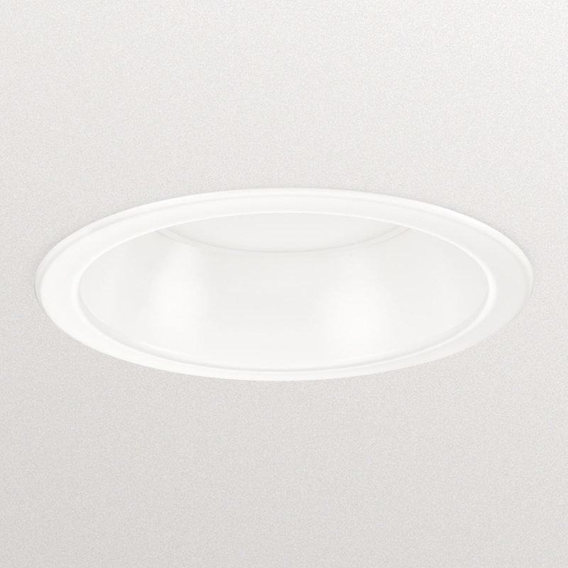LED-alasvalo CoreLine Downlight DN125B LED20S/840 PSR WH Ø 234x117 mm 4000K 2000lm valkoinen