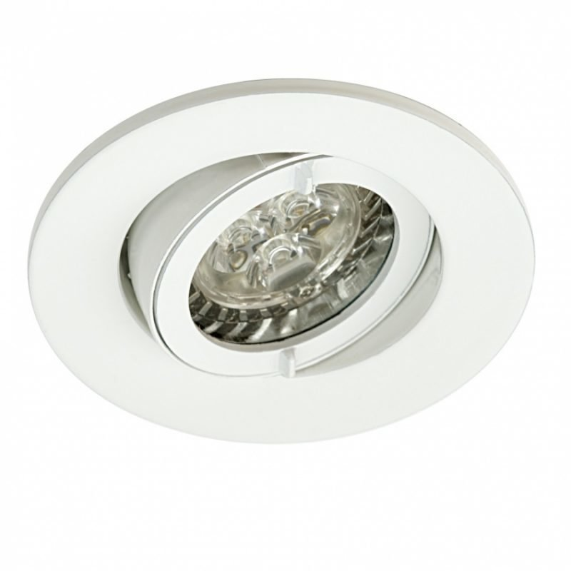 LED-alasvalo Inset Trend Swing 7