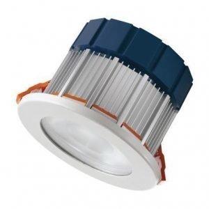 LED-alasvalo LEDVANCE Downlight L 830 L60 valkoinen