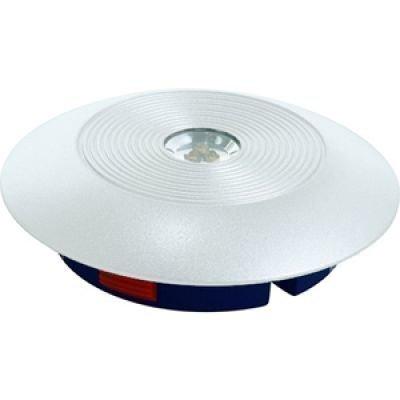 LED-alasvalo LEDVANCE Downlight S 830 L80 valkoinen
