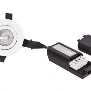 LED alasvalo LUMISPOT IP44/IP23 4