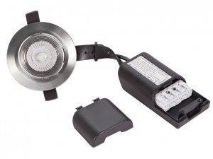 LED alasvalo LUMISPOT IP44/IP23 6