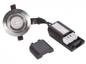 LED alasvalo LUMISPOT IP44/IP23 6