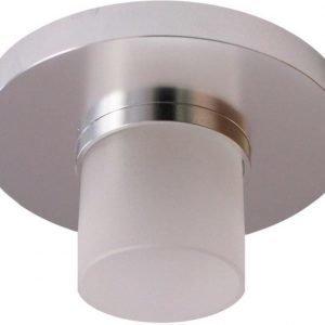 LED-alasvalo Loiste 24 7W 24V IP44 3000K 325 lm Ø 88 mm kromi