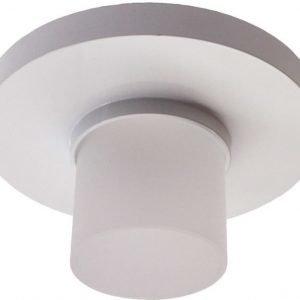 LED-alasvalo Loiste 24 7W 24V IP44 3000K 325 lm Ø 88 mm valkoinen