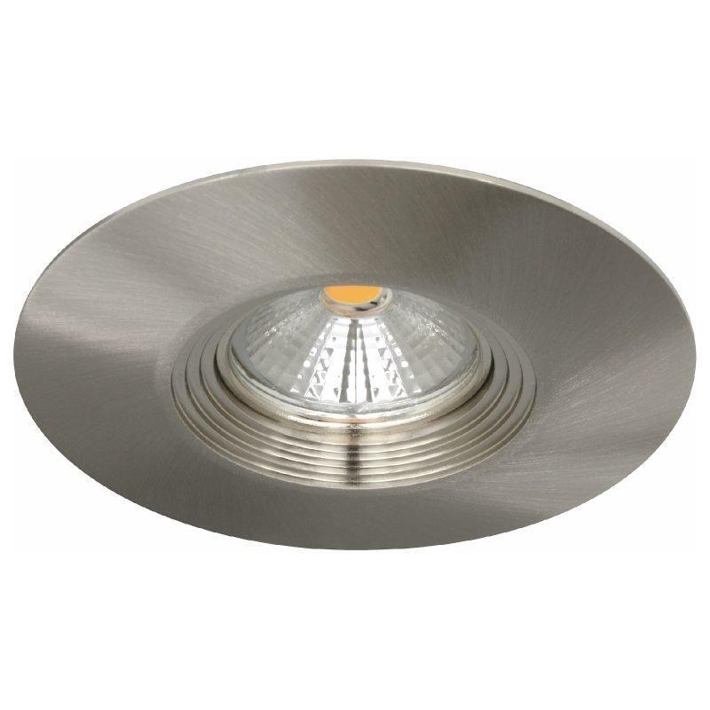LED-alasvalo MD-150 IP44 60° 9W 230V Ø 110x70 mm 3000K 532lm satiini