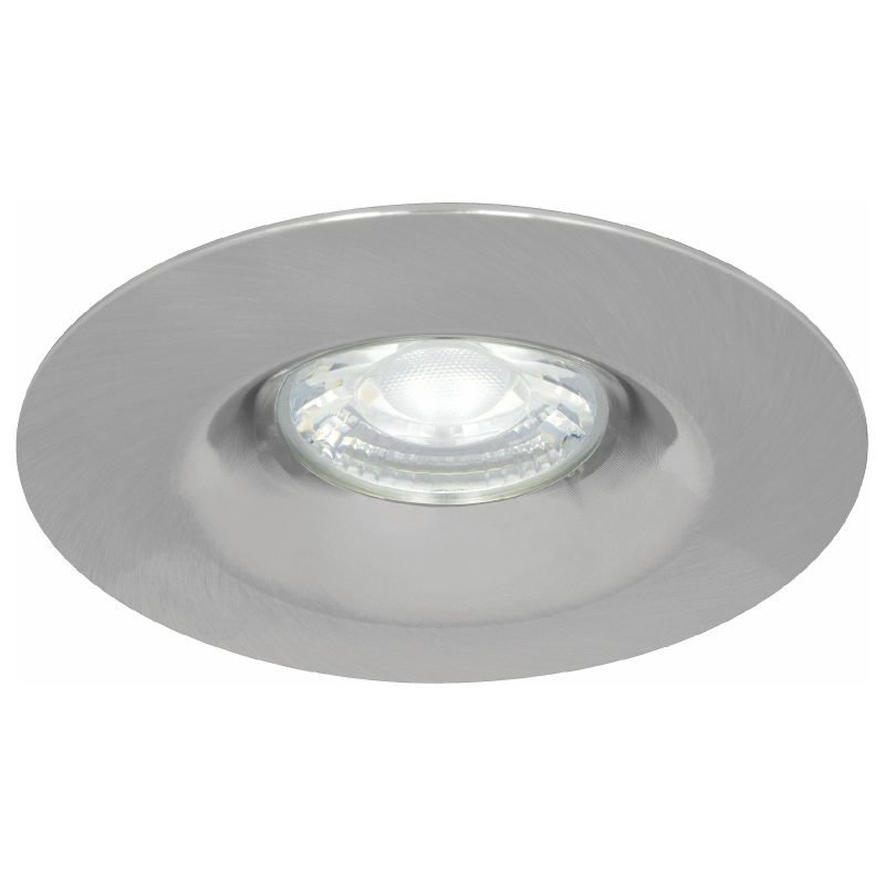 LED-alasvalo MD-540 IP65 60° 6W 230V Ø 100x96 mm 2700K 316lm satiini