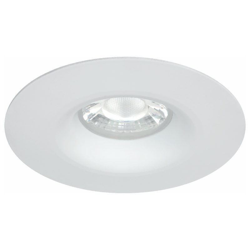 LED-alasvalo MD-540 IP65 60° 6W 230V Ø 100x96 mm 2700K 316lm valkoinen