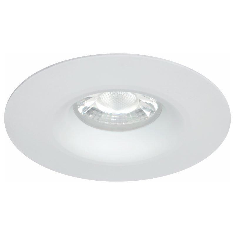 LED-alasvalo MD-540 IP65 60° 6W 230V Ø 100x96 mm 2700K 316lm valkoinen