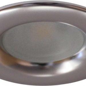 LED-alasvalo Neo 24 7W 24V IP44 3000K 309 lm Ø 74 mm kromi
