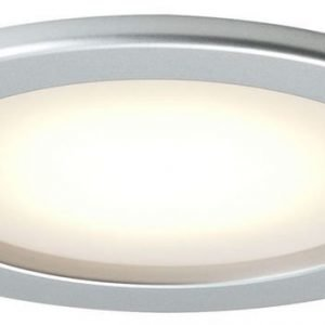 LED-alasvalo Planex LED 5W GX53 2800K Ø 104x39 mm hopea